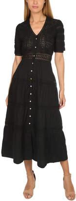 LoveShackFancy Botanic Victoria Maxi Dress