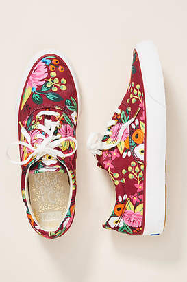 Keds x Rifle Paper Co. Anchor Vintage Blossoms Sneakers