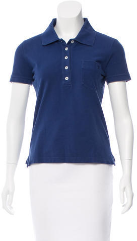Louis Vuitton Louis Vuitton Monogram Polo Top