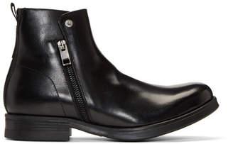 Diesel Black D-Vicious Boots