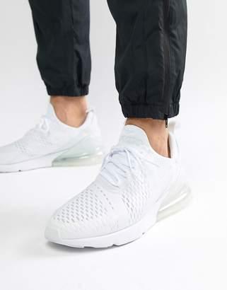 Nike 270 Sneakers In White AH8050-101