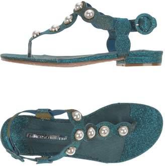 Francesco Milano Toe strap sandals