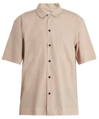 BEIGE Everest Isles - Short Sleeved Shirt - Mens