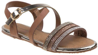 Rugged Bear Nanette Lepore's Every Step Open Toe Sandals