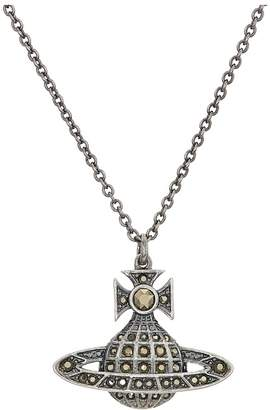 Vivienne Westwood Man Minnie BR Pendant Necklace Necklace