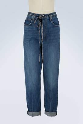 Proenza Schouler Convertible jeans