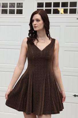 Molly Bracken Fit & Flare Dress