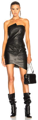 IRO Entoma Leather Dress