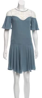 Temperley London Aphrodite Mini Dress