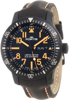 Fortis Men's 647.28.13L.13 B-42 Mars 500 Automatic Dial Watch