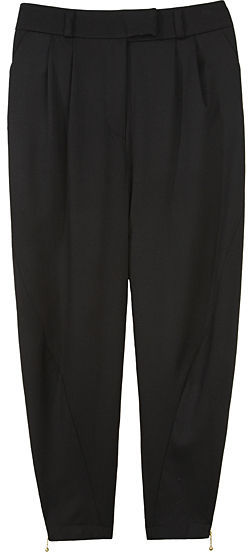 Preen Twill Crop Trousers