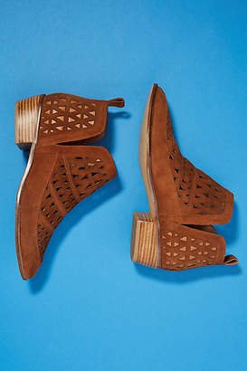 db4711e64d7 Cecelia New York Catherine Perforated Booties