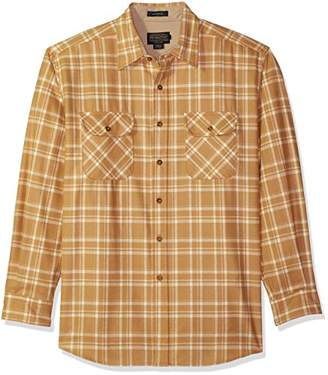 Pendleton Men's Long Sleeve Maverick Merino Wool Shirt