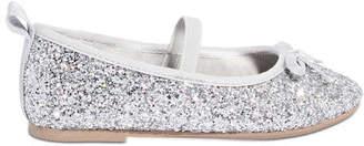 Joe Fresh Toddler Girls Glitter Flats