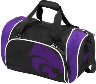 NCAA Logo Brand Kansas State Wildcats Locker Duffel Bag