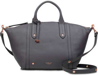 Radley London Kew Palace Zip-Top Leather Satchel
