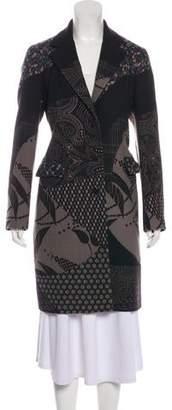 Etro Wool Long Coat