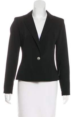 Christian Dior Wool Structured Blazer