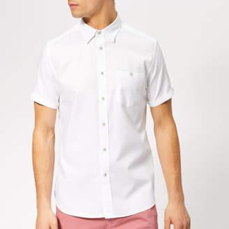 Ted Baker Men's Wallabi Short Sleeve Shirt