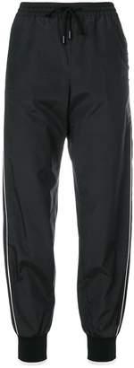 Sportmax elasticated track pants