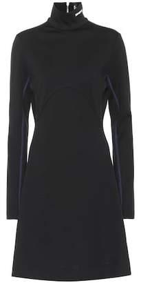 Calvin Klein Wool turtleneck dress