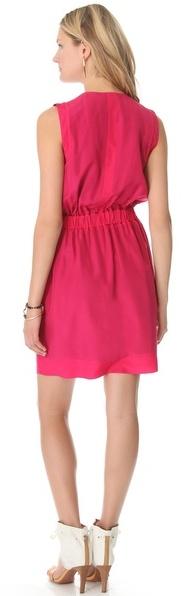 See by Chloe Drawstring Tennis Dress