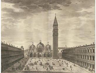 One Kings Lane Vintage San Marco - Venice - 1722