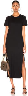 AG Adriano Goldschmied Alana Dress in True Black | FWRD