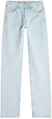 Yeezy Straight Leg Jeans