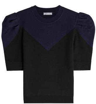 Nina Ricci Wool Pullover with Cashmere
