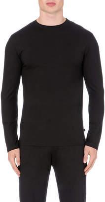 Derek Rose Basel long-sleeved t-shirt