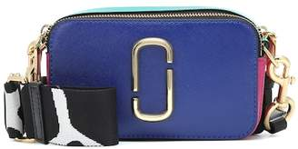 Marc Jacobs (マーク ジェイコブス) - Marc Jacobs Snapshot Small leather shoulder bag