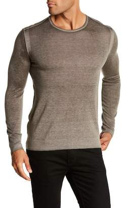 John Varvatos Collection Crew Neck Pullover Sweater