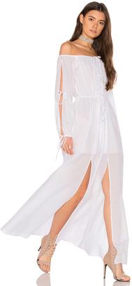 MAJORELLE Santa Clara Maxi Dress $198 thestylecure.com