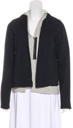 Jet John Eshaya Hooded Zip-Up Jacket