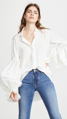Ila Leal Daccarett Long Shirt with Puffy Sleeves