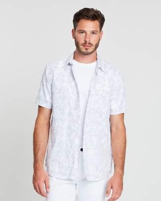 Topman Silhouette Shirt