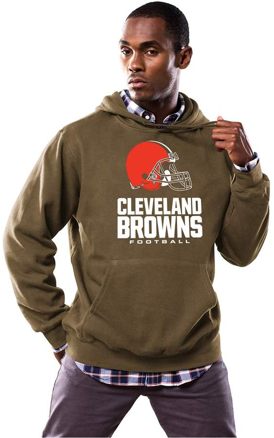 Majestic Men's Cleveland Browns Critical Victory III Hoodie