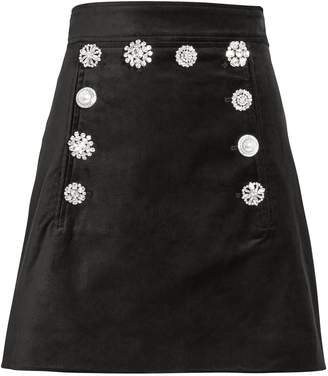 Veronica Beard Ording Mini Skirt