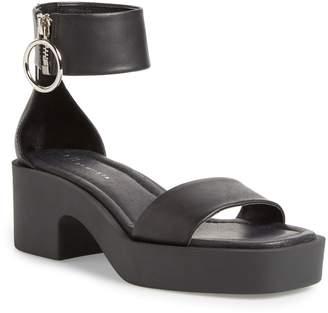 Miista E8 BY Savannah Cuff Platform Sandal