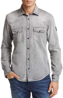 Belstaff Somerford Regular Fit Button-Down Shirt