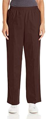 Alfred Dunner Women's Missy Proportioned Short Twill Pant