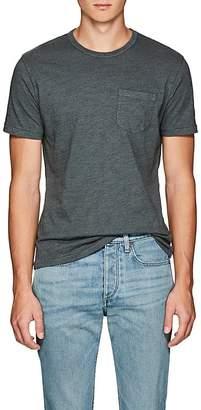 Barneys New York Men's Brushed Cotton Jersey T-Shirt