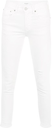 Moussy Vintage mid-rise skinny jeans