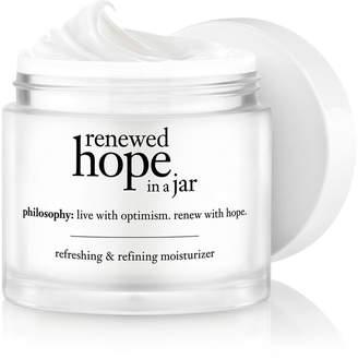 philosophy Renewed Hope In A Jar, 4 Oz