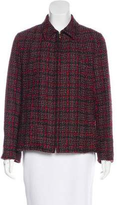 Laura Ashley Lightweight Bouclé Jacket