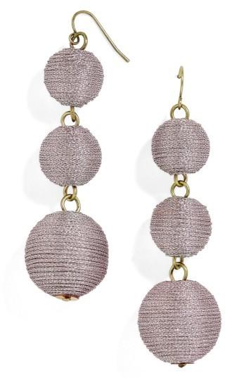 Women's Baublebar Shimmer Crispin Drop Earrings