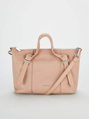 72685afbb Ted Baker Olmia Knotted Handle Small Tote Bag - Taupe