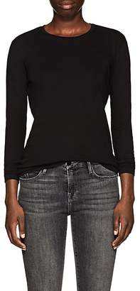 Barneys New York WOMEN'S COTTON JERSEY LONG-SLEEVE T-SHIRT