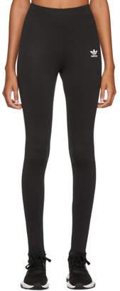 adidas Black SC Stirrup Leggings